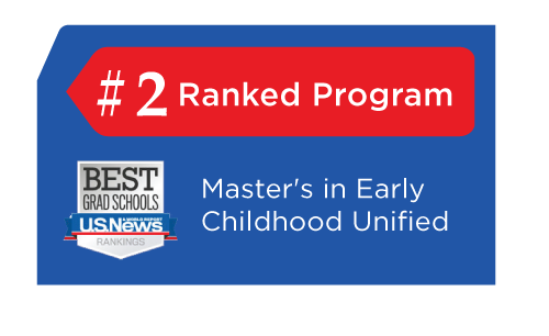 Ranked #2 in 2019, U.S. News & World Report recognizes KU's special education program among the best in the nation