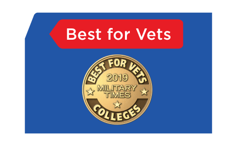 For a second time, the University of Kansas has earned a top five ranking in the Military Times Best for Vets: Colleges 2019 rankings
